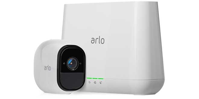 Netgear lancia Arlo Pro, la prima videocamera 100% senza fili, ricaricabile, HD e waterproof