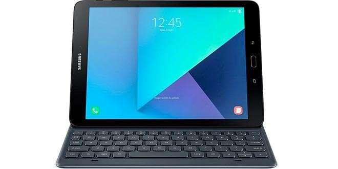Samsung Galaxy Tab S3, nuove immagini confermano la tastiera magnetica