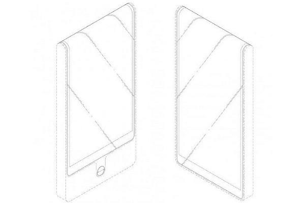 LG brevetta un nuovo smartphone a 'doppio schermo'