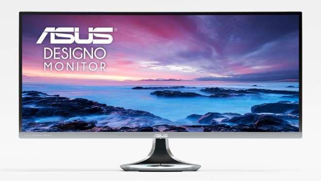 ASUS annuncia il monitor Designo Curve MX34VQ