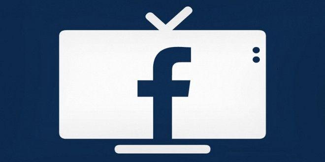 Facebook punta alla TV in streaming