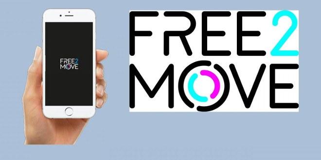 Free2Move, l'app che aggrega i servizi di car sharing