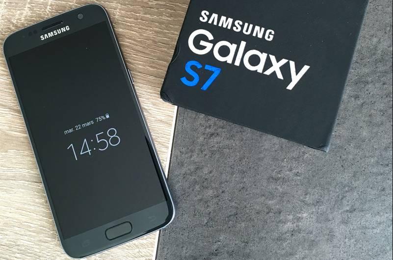 Nuovo aggiornamento Galaxy s7 di giugno in Italia