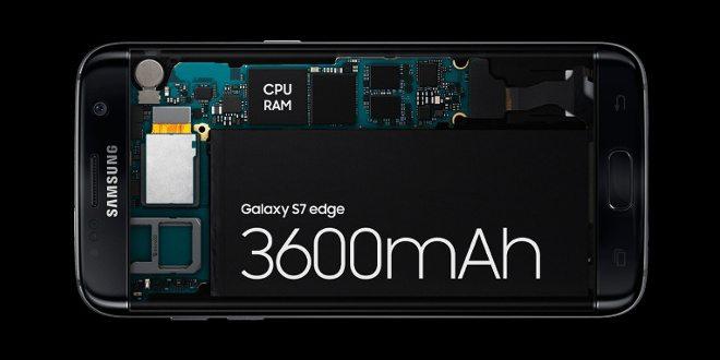 Galaxy S7 e S7 edge hanno un consumo superiore del 10% della batteria con Android Nougat