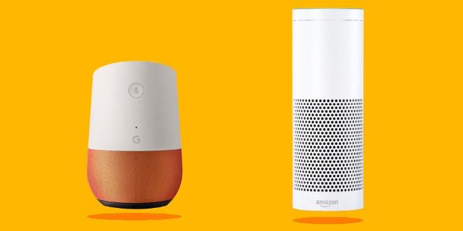Google Home e Amazon Echo saranno i nuovi telefoni fissi