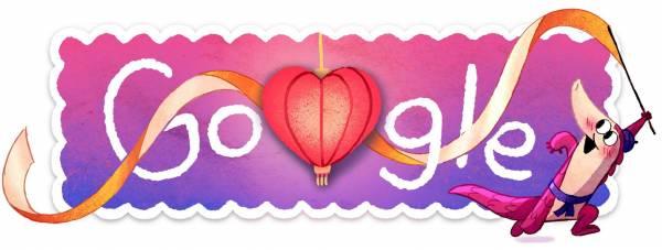 Google festeggia San Valentino con un nuovo e simpatico Doodle