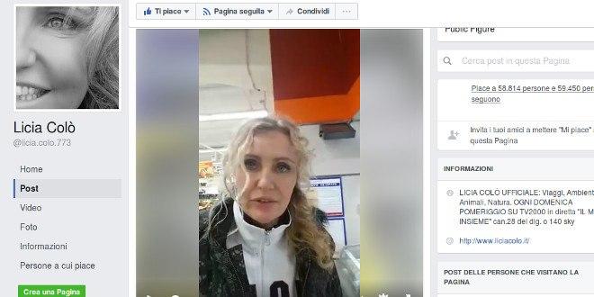 Granchi venduti vivi, video denuncia di Licia Colò e la polemica sui social