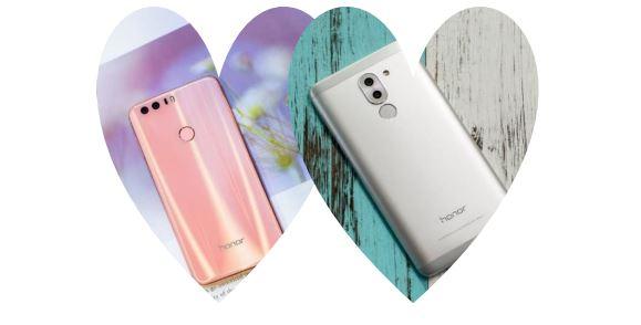 A San Valentino, dillo con uno smartphone Huawei Honor