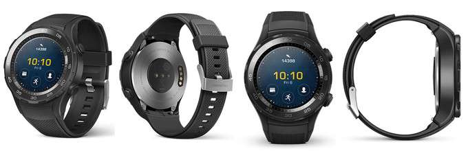 Huawei Watch 2 svelato a pochi giorni dall'annuncio