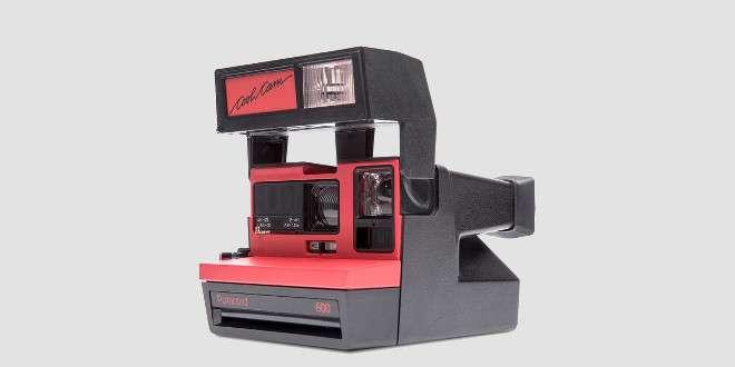 Impossible 600 Cool Cam Red: Polaroid reinventa le Instant Cam