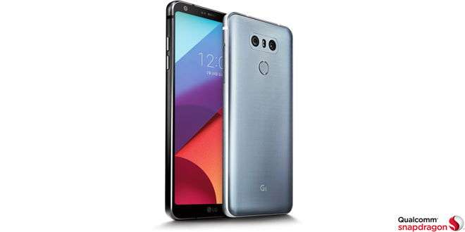 LG G6 fa il pieno di premi al Mobile World Congress 2017