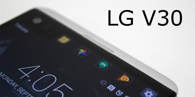 Un nuovo brevetto ci suggerisce il design frontale di LG V30