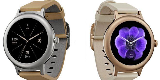 LG Watch Style nella sua confezione di vendita