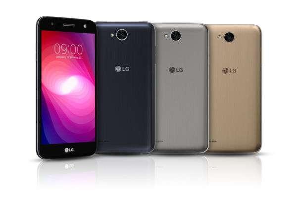 LG X Power 2 ufficiale: Android Nougat e batteria da 4.500 mAh