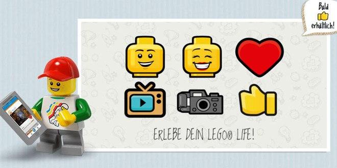 LEGO Life, il social network per i più piccoli