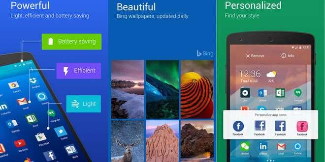 Microsoft Arrow Launcher per Android, tante novità nel nuovo aggiornamento