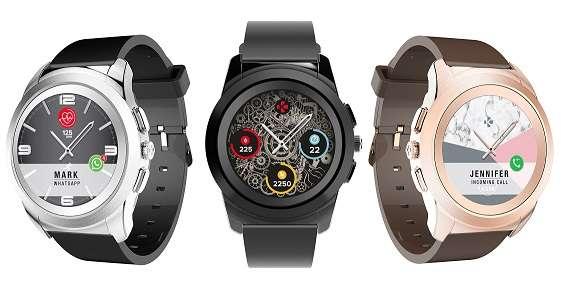 MyKronoz annuncia ZeTime Il primo smartwatch ibrido al mondo