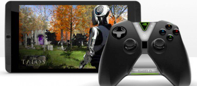 NVidia Shield Tablet update firmware 5.0: arriva Android Nougat ed altre novità