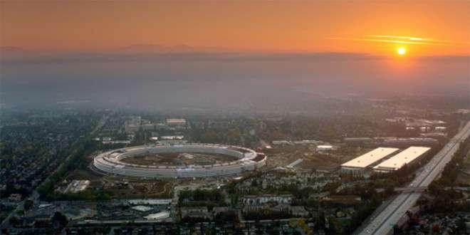 Nasce Apple Park, il campus sognato da Steve Jobs