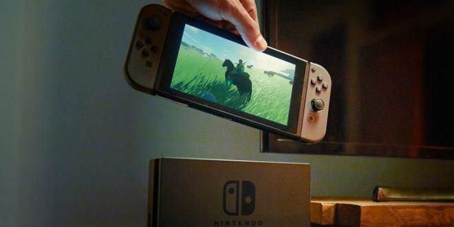 Nintendo Switch, l'interfaccia utente svelata in un nuovo video