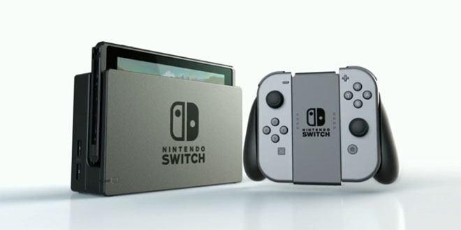 Nintendo Switch senza segreti: tutte le specifiche tecniche