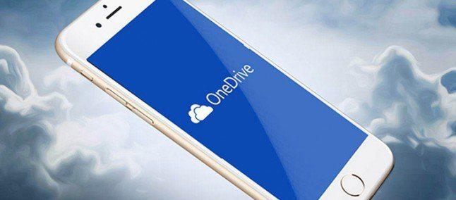 OneDrive iOS si aggiorna introducendo il supporto GIF ed il cambio account rapido