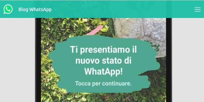 """Rivoluzione WhatsApp: in arrivo gli """"stati"""", aka """"storie"""" per sfidare Snapchat"""