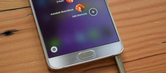 Samsung Galaxy Note 5: Android Nougat avvistato