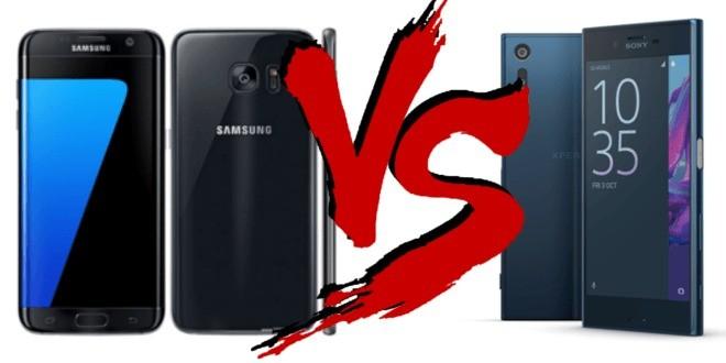 Migliori smartphone – Samsung Galaxy S7 vs Sony Xperia XZ: confronto con foto!