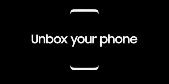 Samsung Galaxy S8, dimensioni schermo e risoluzione confermati