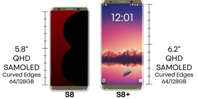 Samsung incrementa la produzione dei Galaxy S8