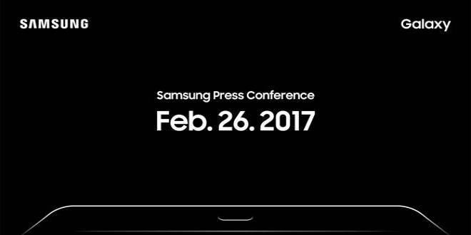 Samsung Galaxy Tab S3 si mostra in due nuove immagini dal vivo