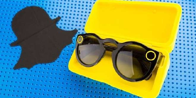 Snapchat Spectacles: gli occhiali social per i video
