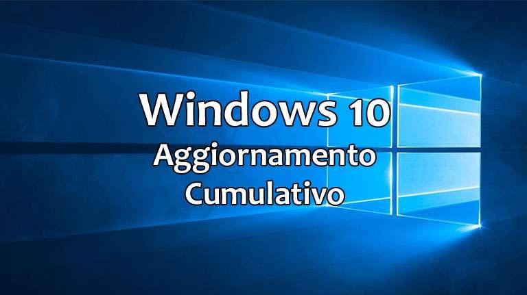 Windows, gli aggiornamenti cumulativi di febbraio rimandati a marzo