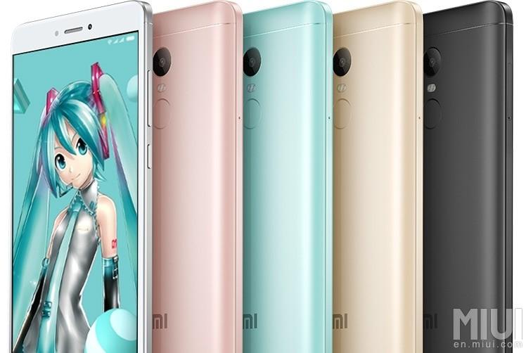 Xiaomi Redmi Note 4X è stato ufficializzato, scheda tecnica completa