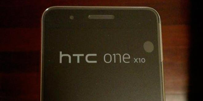 HTC One X10, prime immagini per il nuovo smartphone di fascia media