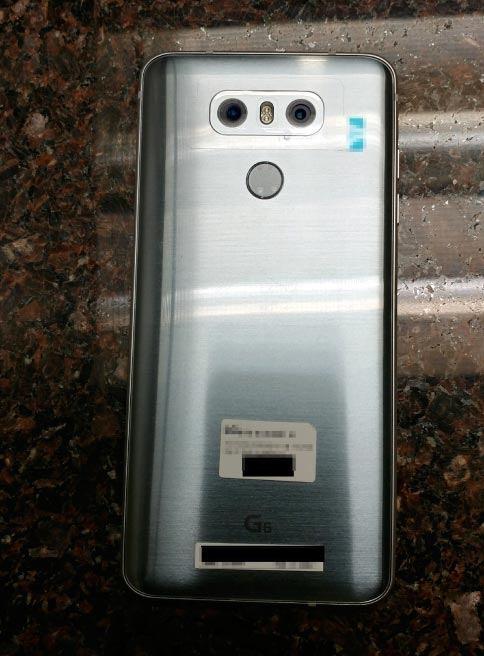 LG G6, nuove immagini confermano la modalità Always-On