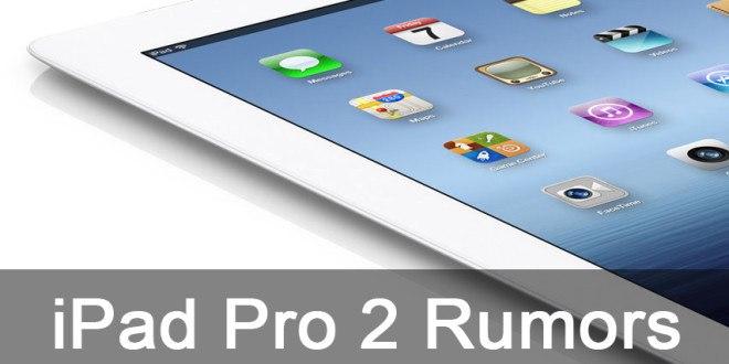 iPad Pro 2 sempre più vicino, le scorte dei vecchi modelli scarseggiano