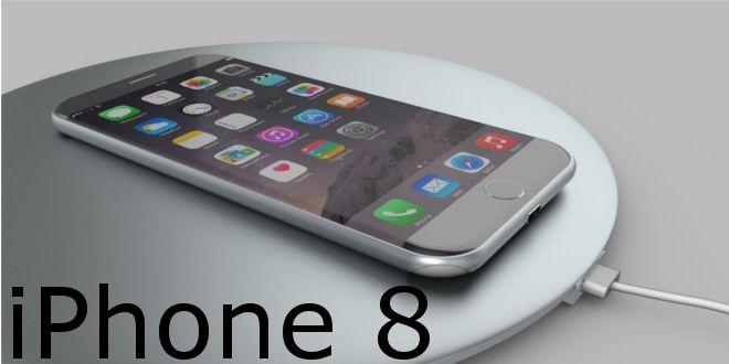 iPhone 8 avrà la ricarica wireless con un accessorio venduto a parte