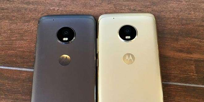Moto G5 è disponibile all'acquisto in Europa