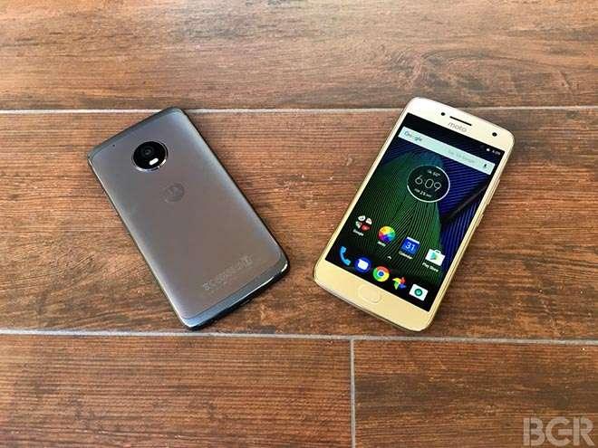 Lenovo Moto G5 e Moto G5 Plus ufficiali: corpo in metallo e Android 7.0 Nougat