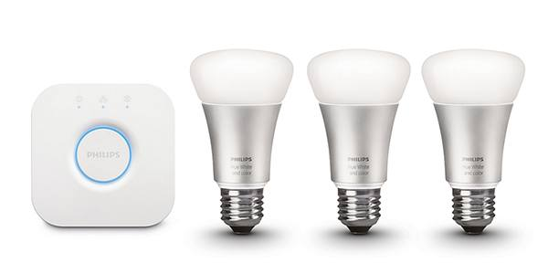 Offerta Philips Hue: sistema di illuminazione intelligente proposto da Amazon