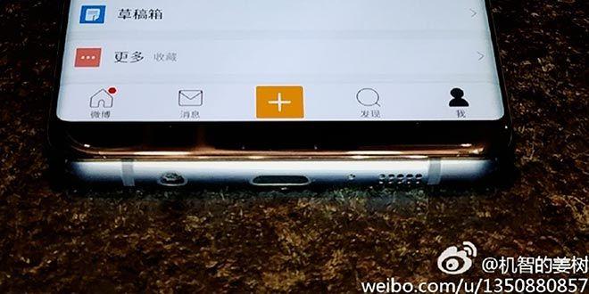 Samsung Galaxy S8, una foto lo ritrae dal vivo