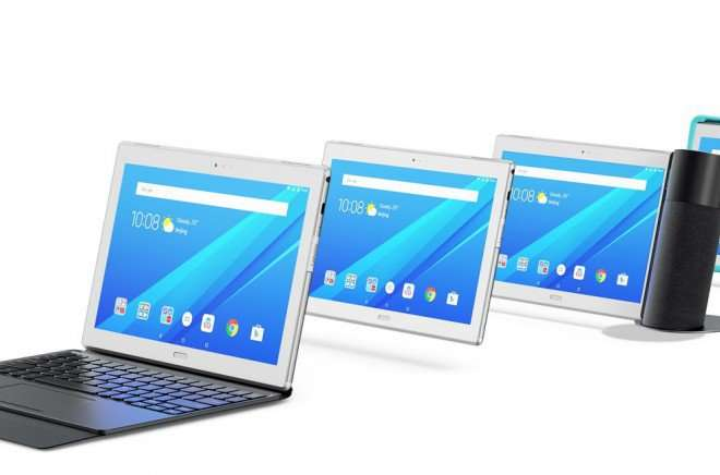 Lenovo Tab 4 ufficiali: Snapdragon 425/625 ed Android 7.0