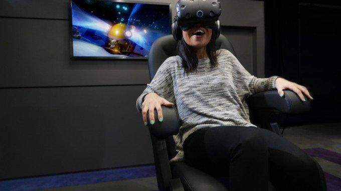 IMAX: Aperto il primo teatro in realtà virtuale