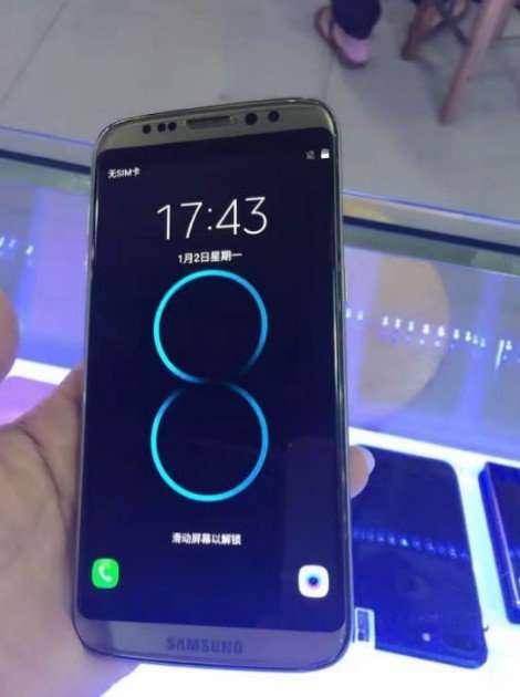 Samsung Galaxy S8 è uscito? No, è un clone cinese