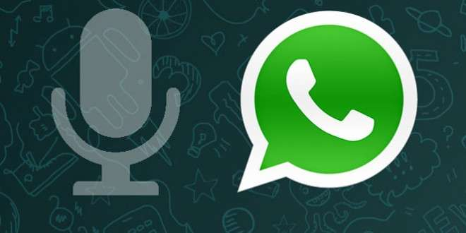 Come dettare un messaggio su WhatsApp per iOS e Android