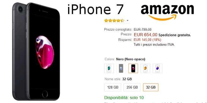 Festa della Donna, quale occasione migliore per regalarle un iPhone 7?