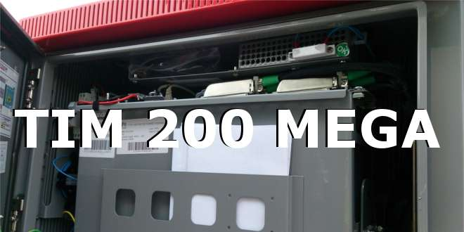 Fibra Ottica Italia: da domani si viaggia a 200 Mega con la nuova offerta TIM Smart Fibra Plus 200