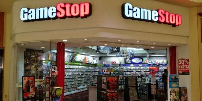 GameStop sta per chiudere alcuni punti vendita